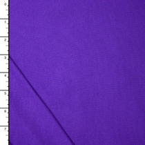 Imperial Purple Lightweight Rayon Jersey Fabric By The Yard