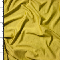 Yellow Green Modal Stretch Jersey Knit Fabric By The Yard