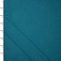 Teal Midweight Stretch Rayon/Lycra Jersey Knit Fabric By The Yard