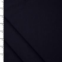 Navy Ultra Heavyweight Ponte De Roma Fabric By The Yard
