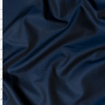Navy 'Greenwich' Fine Chambray by Robert Kaufman Fabric By The Yard