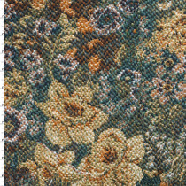 Photorealistic Floral Tapestry Print on Stretch Cotton Sateen by '7 for all Mankind Fabric By The Yard