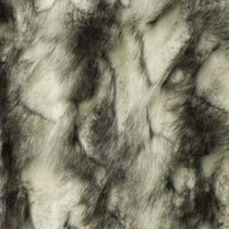 Silver Brandy Fox Luxury Faux Fur