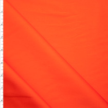 Bright Orange Hampton Cotton Twill by Robert Kaufman Fabric By The Yard