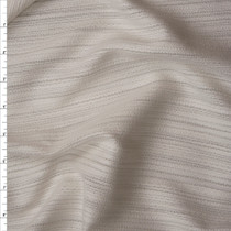 Ivory Cotton Boucle by Robert Kaufman Fabric By The Yard