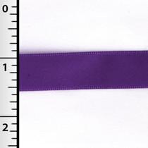 "Purple 5/8"" Satin Ribbon"