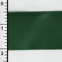 "Forest Green 1.5"" Satin Ribbon"