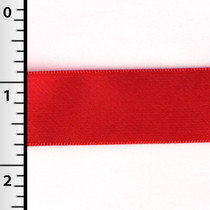 "Red 7/8"" Satin Ribbon"