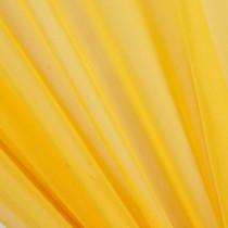 Yellow Two-Tone Chiffon