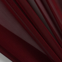 Cranberry Two-Tone Chiffon
