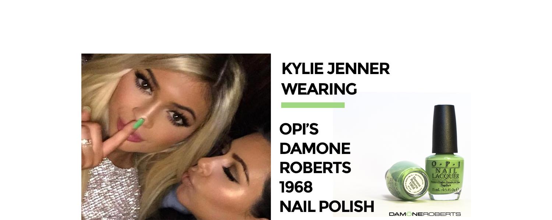 Kylie Jenner Wearing