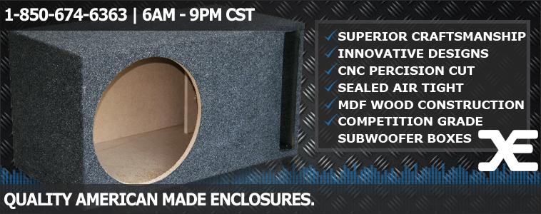 Custom Speaker Boxes For Chevy Trucks Speaker Boxes Custom Built by