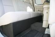 2007-2013 Chevy Silverado Extended Cab Dual Sub Box