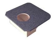 CHEVROLET CORVETTE C5 SUBWOOFER ENCLOSURE SPEAKER BOX