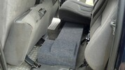 DUAL SUB BOX for 2003-2006/07 Classic Chevy Silverado 1500 CREW