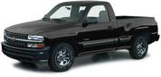 Dual Sub Box 1984-2006 CHEVROLET / GMC FULL SIZE STANDARD CAB TRUCK