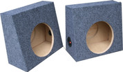 1997-2004 DODGE DAKOTA CREW CAB TRUCK DUAL SUB BOX