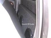 TRIPLE SUB BOX 1999-2007 FORD F250 / F350 Super Duty Crew