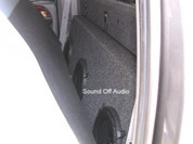 1999-2007 FORD F250 / F350 CREW CAB TRIPLE SUB BOX