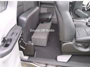 SUB BOX 2001-2013 FORD F250 / F350 Super Duty Super Cab