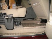 2004-2008 FORD F150 SUPERCREW CONSOLE SUB BOX