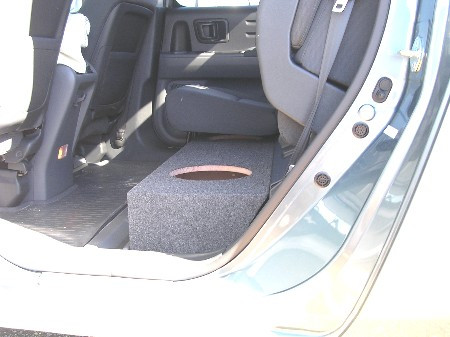 Image Result For Honda Ridgeline Oem Subwoofer