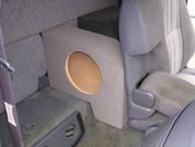 1995-2004 TOYOTA TACOMA EXTENDED CAB SUB CONSOLE SUB BOX