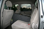 2004-2006 Toyota Tundra Crew and Double Cab truck Console sub box