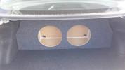 2009-2013 TOYOTA COROLLA COUPE SUB BOX