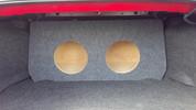 2006-2013 Chevrolet Impala Dual Sub Box