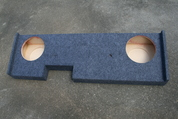 2014 GMC SIERRA 1500 (1/2 TON) CREW CAB DUAL SUB BOX