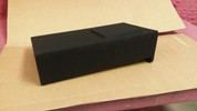 SINGLE DEEP SUB BOX-DRIVER SIDE 2014 GMC SIERRA 1500