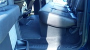 DUAL Shallow Sub Box 2009-2014 F150 Supercrew