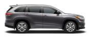 custom subwoofer enclosure currently in design stage for the Toyota Highlander 3rd generation
