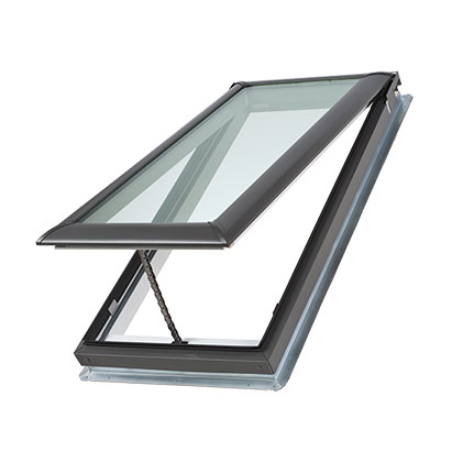 Velux curb mounted manual skylights velux manual for Velux solar skylight tax credit
