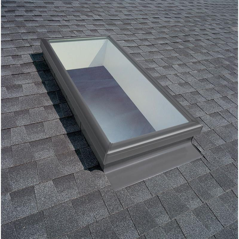 Velux fcm 2246 fixed skylight Velux sun tunnel installation instructions
