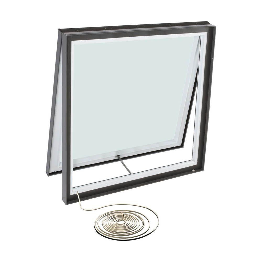 VELUX Curb Mounted Electric Skylight VCE 2222