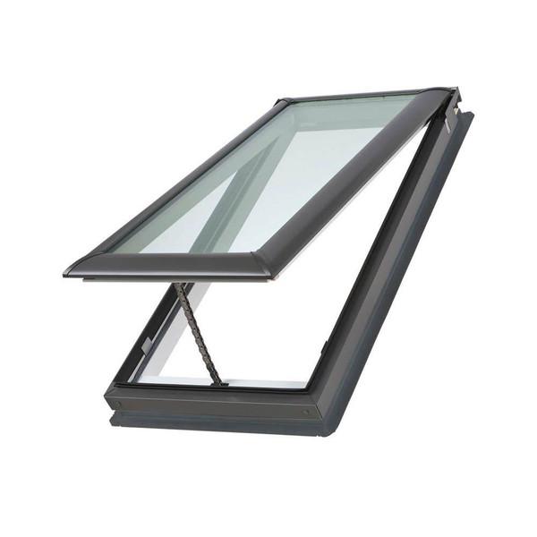 Velux vs c04 manual venting skylight for Velux solar skylight tax credit