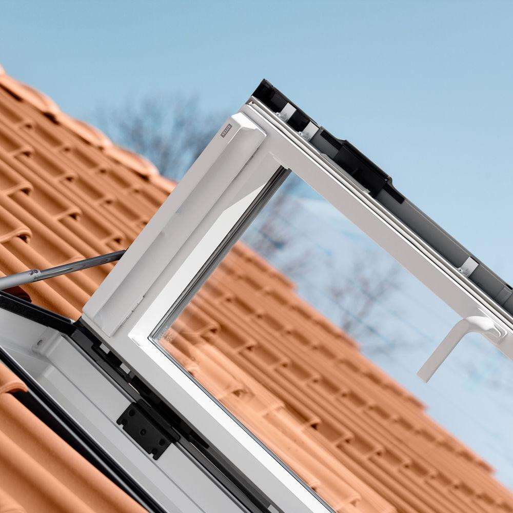 Velux roof access window gxu for Velux solar skylight tax credit