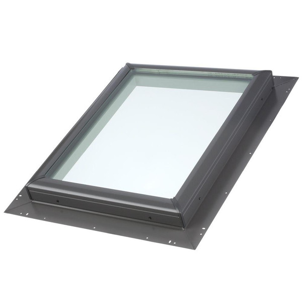 VELUX 46 1/2 IN. X 46 1/2 IN. Pan Flashed QPF 4646
