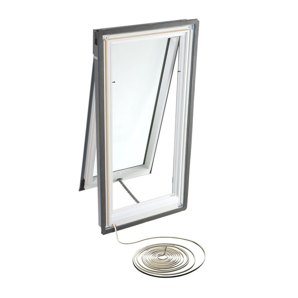 VELUX Deck Mounted Electric Skylight VSE C04