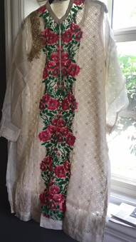 Agha Noor Complete Suit Floral