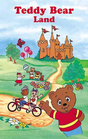 Teddy Bear Land Personalized Childrens Book