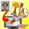 Amazing Kid Personalized DVD for Kids Photo in TV