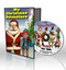 My Christmas Adventure Personalized DVD for Kids Case and Disc