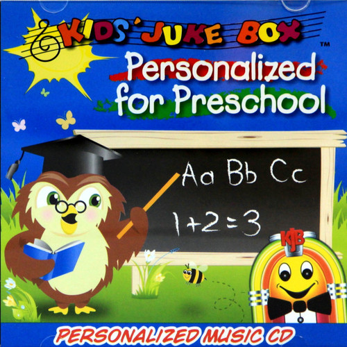 Personalized For Preschool