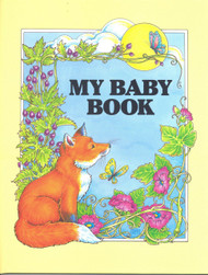 My Baby Book Personalized Children's Book