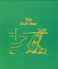 The Golf Star Personalized Book