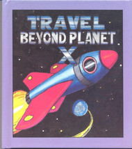 Travel Beyond Planet X Personalized Childrens Book
