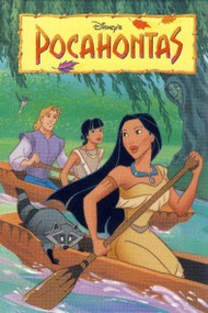 Pocahontas Personalized Book